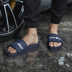 Porsche Slippers, unisex, Turbo Collectie