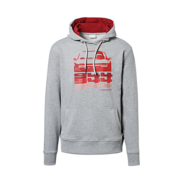 Hoodie heren, #Porsche Collection
