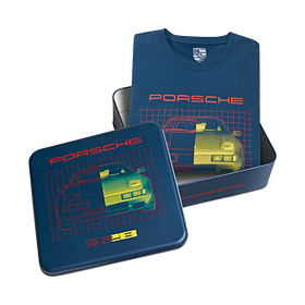 T-Shirt heren, #Porsche Collectie