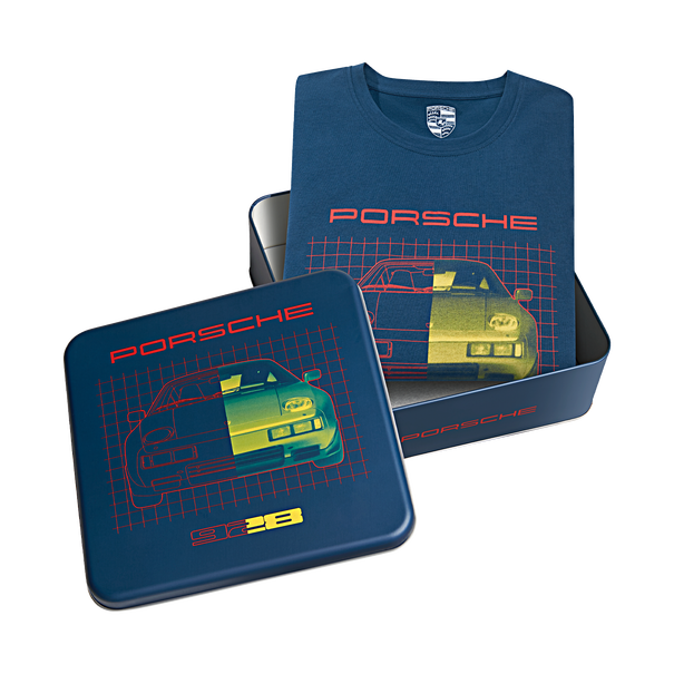 T-Shirt heren, #Porsche Collectie