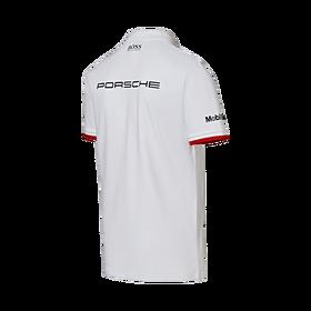 Porsche Poloshirt, heren, Motorsport collectie