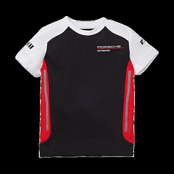 Porsche T-Shirt, kinderen, Motorsport Collectie