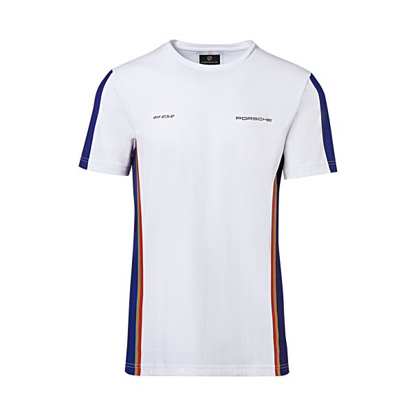 "Porsche T-shirt unisex, Le Mans ""Rothmans"", Motorsport Collectie"