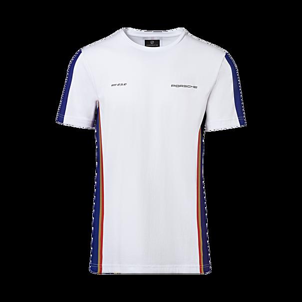 """Porsche T-shirt unisex, Le Mans """"Rothmans"""", Motorsport Collectie"""