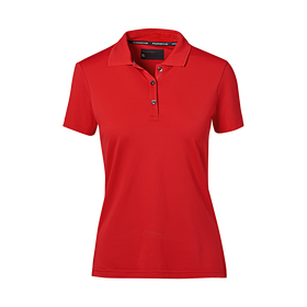 Porsche Poloshirt dames, Essential Collectie