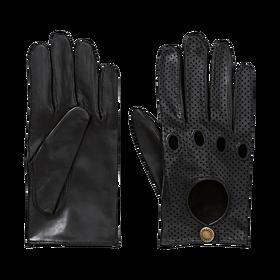 Porsche Lederen handschoenen, zwart, dames - Classic Collectie