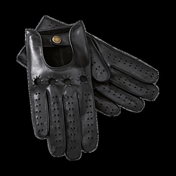 Porsche Lederen handschoenen, zwart, heren - Classic Collectie