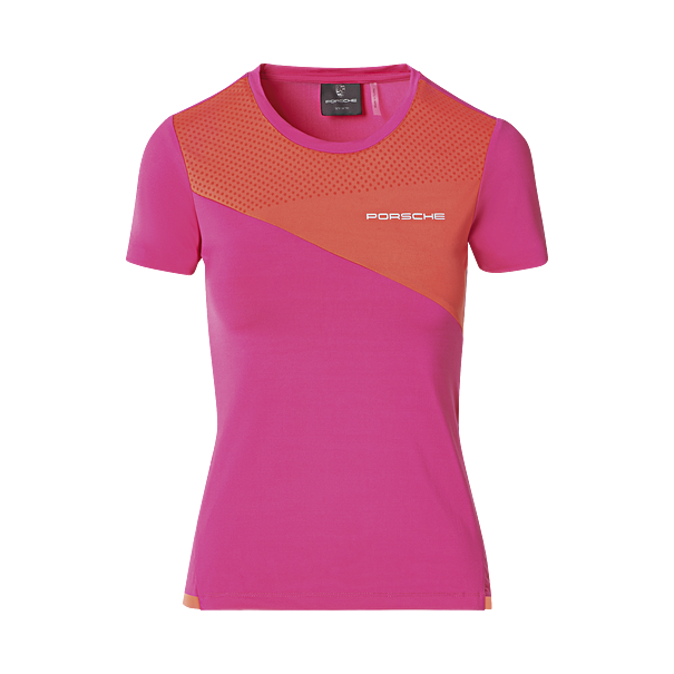 Porsche Sport T-shirt, dames, Sport collectie