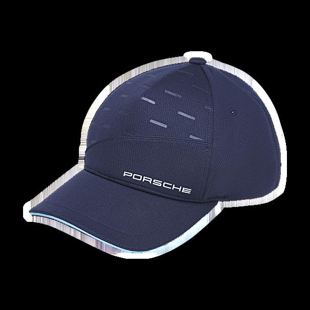 Porsche Verstelbare baseball-cap met snapback sluiting uit de Sport Collectie. Gemaakt van elastisch, ademen