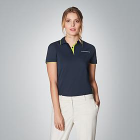 Porsche Poloshirt, dames, Sport collectie