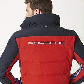 Porsche Gewatteerde jas, heren, MARTINI RACING