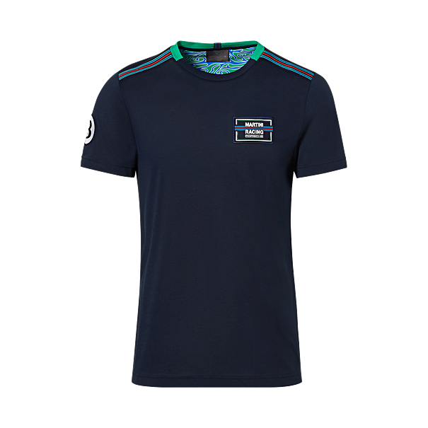 Porsche T-shirt, heren, MARTINI RACING