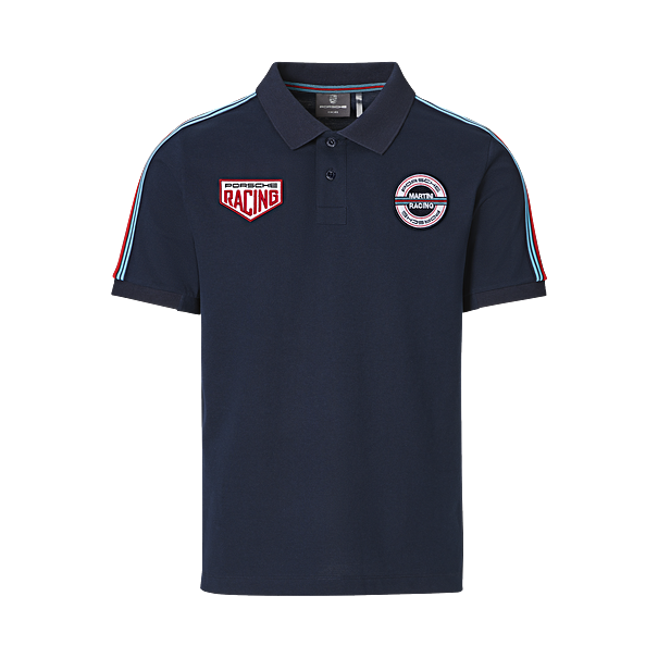 Porsche Poloshirt, heren, MARTINI RACING