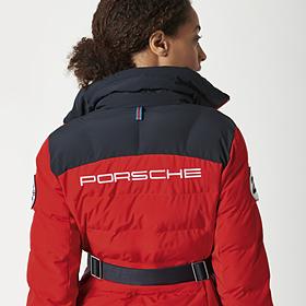 Porsche Gewatteerde jas, dames, MARTINI RACING