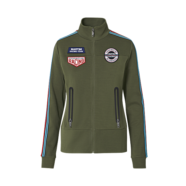 Porsche Vest, dames, MARTINI RACING