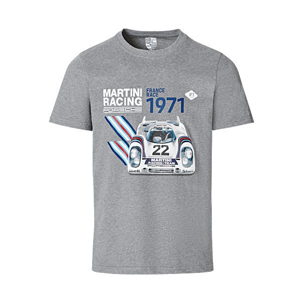 Porsche T-shirt, unisex, MARTINI RACING
