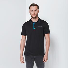 Porsche Poloshirt, heren, Taycan Collectie