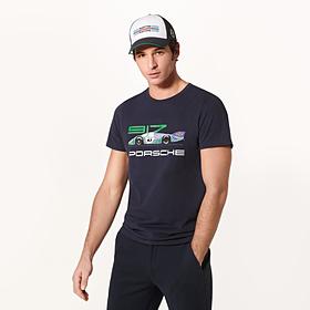 Porsche T-shirt, unisex, MARTINI RACING