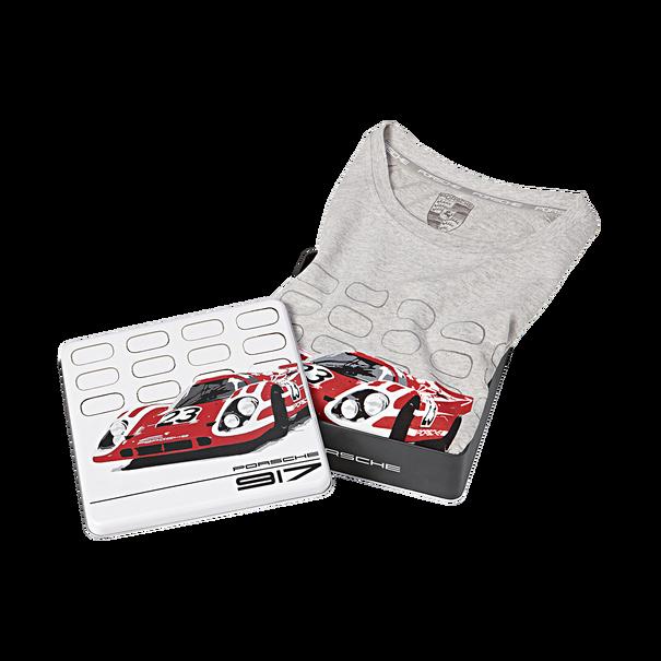 Porsche Fan t-shirt unisex - 917 Salzburg - Limited Edition