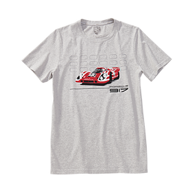 Porsche Fan t-shirt unisex - 917 Salzburg - Limited Edition