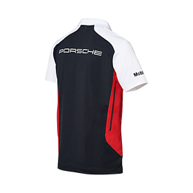 Porsche Poloshirt heren, Motorsport Collectie