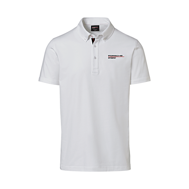 Porsche Poloshirt, heren, Motorsport collectie