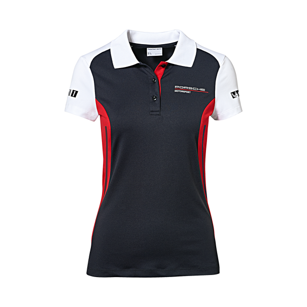 Porsche Poloshirt dames, Motorsport Collectie