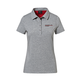 Porsche Poloshirt, dames, Motorsport collectie