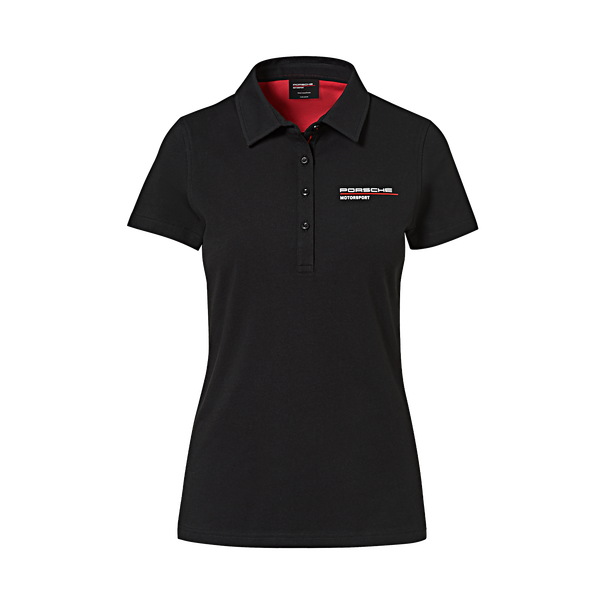 Porsche Poloshirt, dames, Motorsport collectie