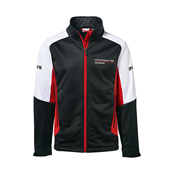 Porsche Softshell jas heren, Motorsport Collectie
