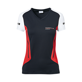 Porsche T-shirt dames, Motorsport Collectie