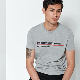 Porsche T-shirt, heren, Motorsport collectie