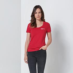 Porsche T-shirt, dames, Motorsport collectie