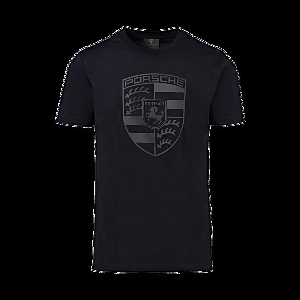 T-shirt heren, Porsche embleem