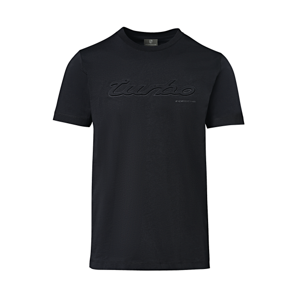 Porsche T-shirt heren, Essential Collectie