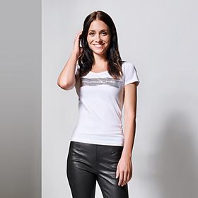 Porsche T-shirt dames, Essential Collectie