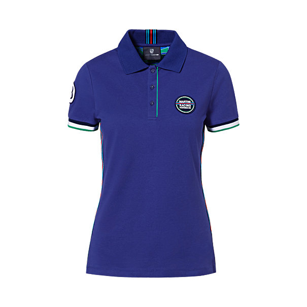 Porsche Poloshirt, dames, MARTINI RACING