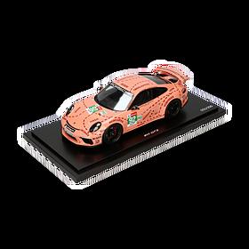 Porsche 911 GT3 (991.2) Pink Pig, Limited Edition, 1:18