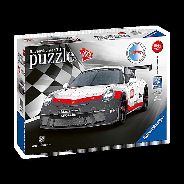 Porsche Ravensburger 3D Puzzel, GT3 Cup