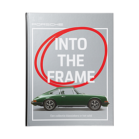 Porsche Boek 'Into the Frame'