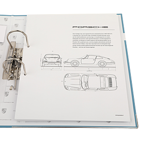 Porsche documentatiemap