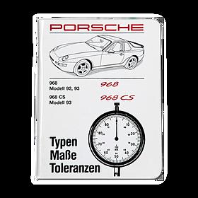 Porsche TMT 968