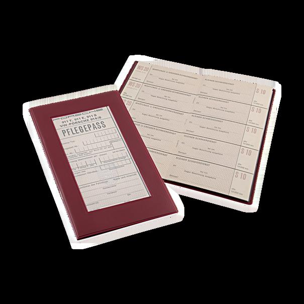 Porsche Onderhoudsboek (DE) – 911T, 911E, 911S, 914/6