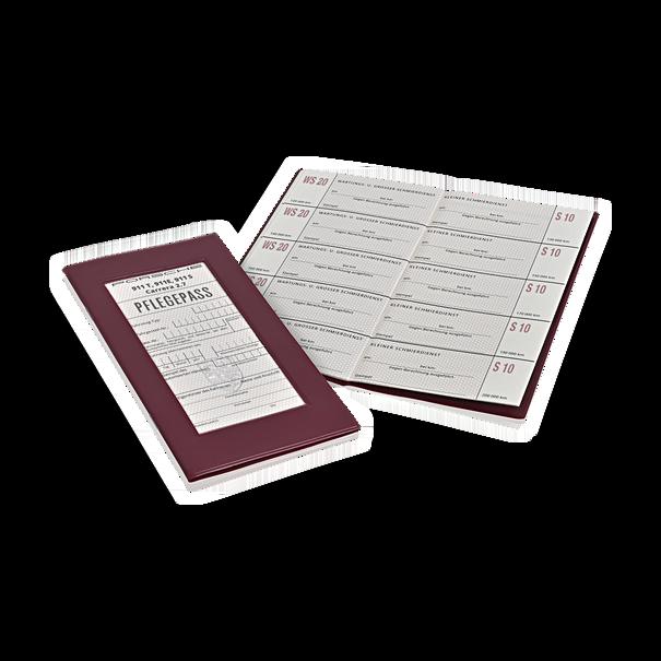 Porsche Onderhoudsboek (DE) – 911 T, 911 E, 911 S, Carrera 2.7