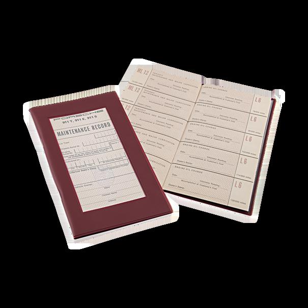 Porsche Onderhoudsboek (EN), 911T, 911E, 911S, 912