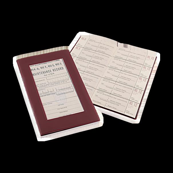 Porsche Onderhoudsboek (EN), 911T, 911E, 911S, 914/6