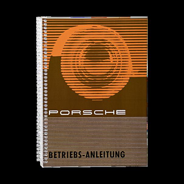 Porsche Instructieboekje voor 356 B T5 (DE) – modeljaar 1959-1961