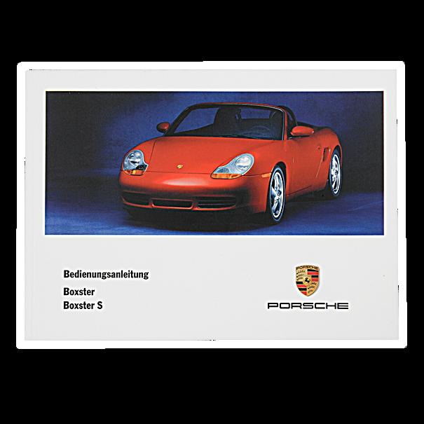 Porsche Instructieboekje voor 986 (Nederlands) – modeljaar 2000