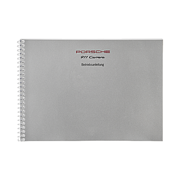 Porsche Instructieboekje voor 993 (Nederlands) – modeljaar 1994