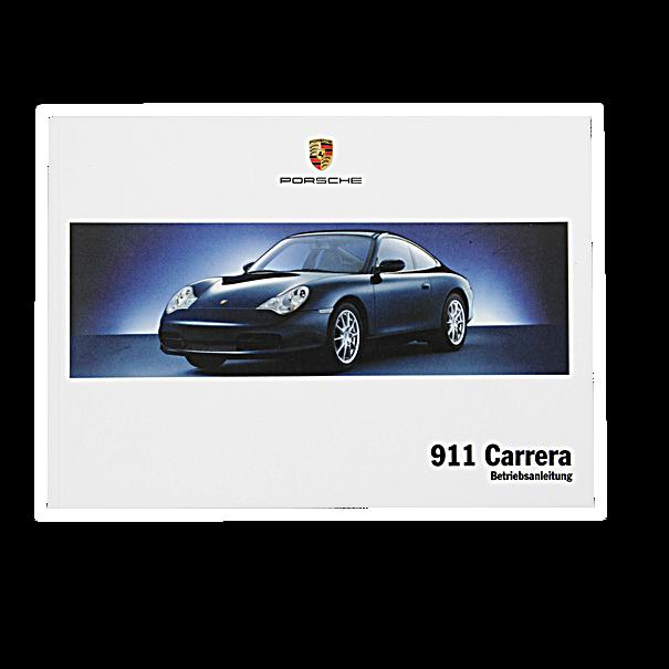 Porsche Instructieboekje voor 996 (Nederlands) – modeljaar 2004
